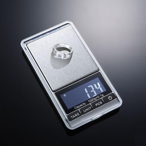Roya 1000 Kapesní digitální váha
