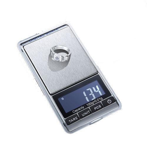 Roya 100 Kapesní digitální váha