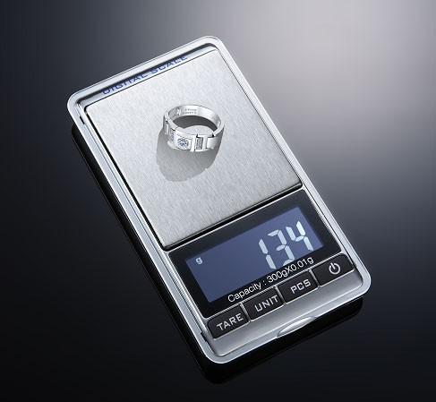 Roya 300 Kapesní digitální váha