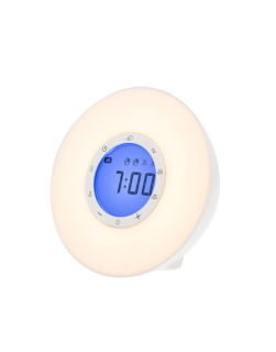 Lanaform WAKE-UP-LIGHT Multifunkční LED rádiobudík